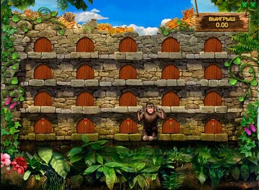 Бонус игра автомата Happy Jungle