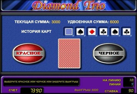 777 Игровые Автоматы Онлайн Diamond Trio